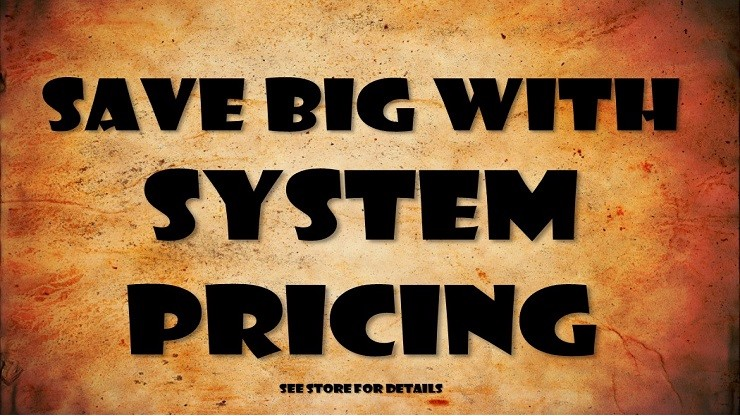 System Pricing – Copy