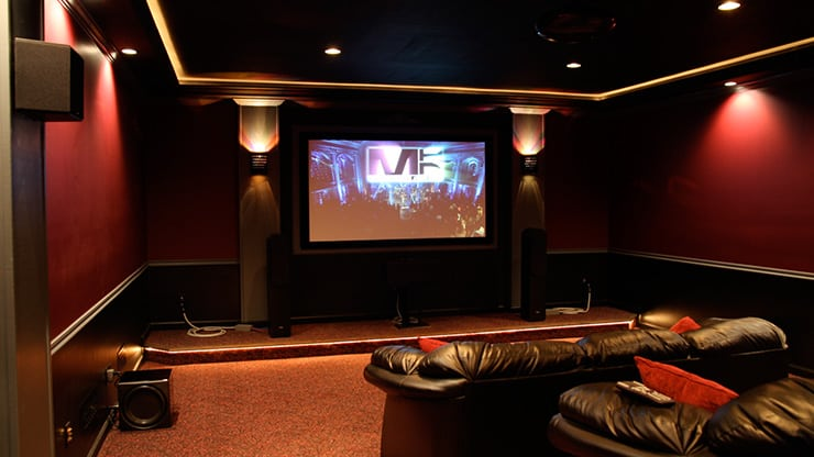 Turnkey Media Rooms