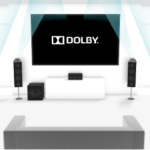 Experience Dolby Atmos® for Ultra-Realistic Sound