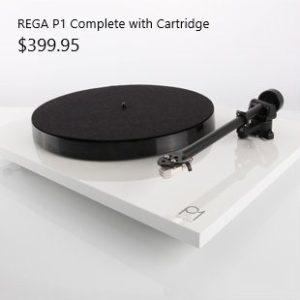Rega P1 Turntable